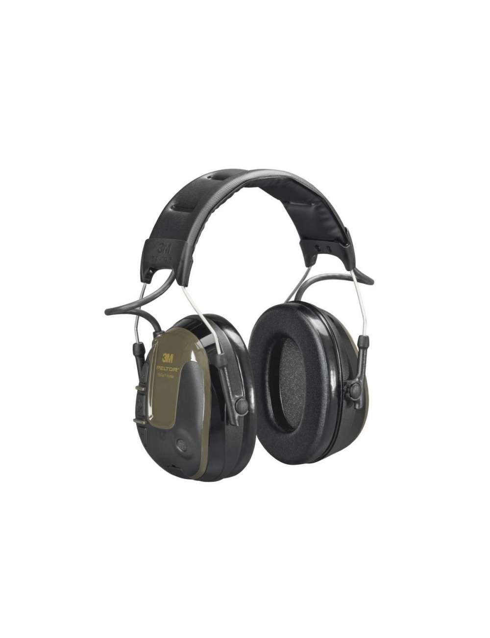 casque electronique Peltor Protac Hunter