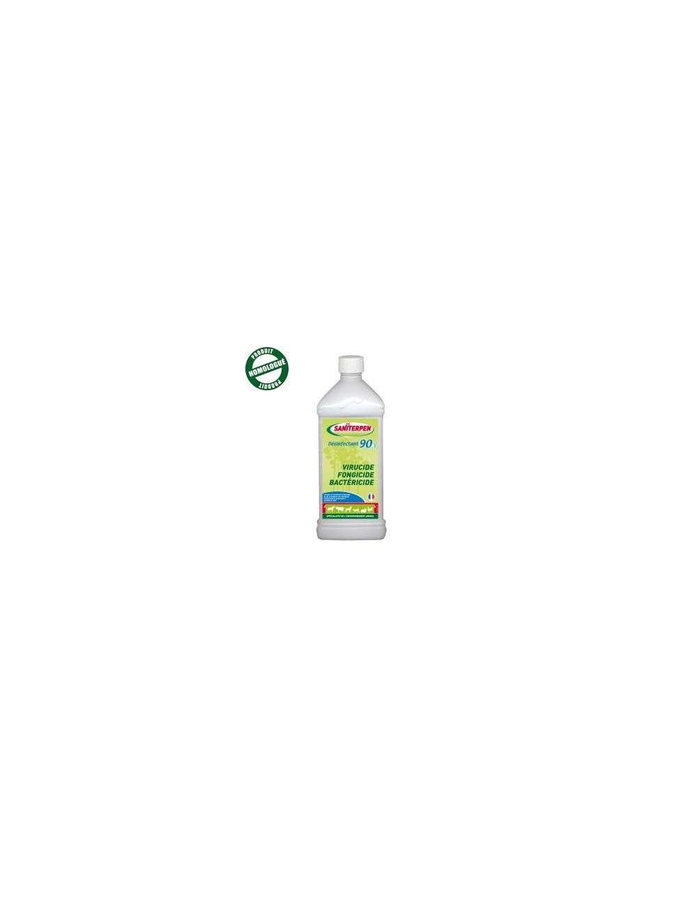 désinfectant saniterpen 90