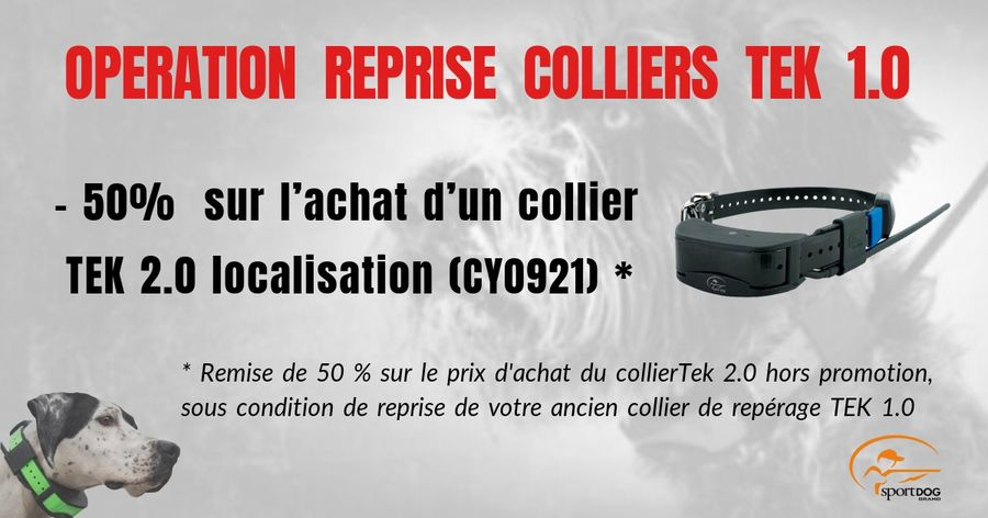 operation reprise collier TEK 1.0